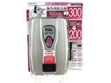 海外用変圧器110-130V/300VA220-240V/200VA WT-74M