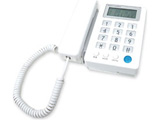 【子機なし】ノーマル液晶付電話機 SS-08
