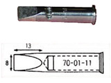 コテ先 70・90オート用先端 幅8mm 700111