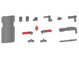 M.S.G モデリングサポートグッズ ウェポンユニット41 バリスティックシールド