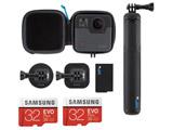 【在庫限り】 360°アクションカメラ GoPro(ゴープロ) Fusion MicroSD付フルセット CHDHZ-103-FW2 [4K対応 /防水]
