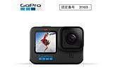 アクションカメラ GoPro(ゴープロ) HERO10 Black   CHDHX-101-FW [4K対応 /防水]