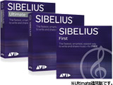 Sibelius Ultimate シベリウス/通常版 [Win・Mac用] 楽譜作成ソフト