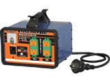 変圧器 降圧専用セットコンセントトラパック アース過負荷漏電しゃ断器付 NTBEK300DCC