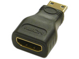 ADV-201 [ミニHDMI オス→メス HDMI] HDMI・ミニHDMI変換アダプター