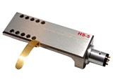 チタン製ヘッドシェル(標準リード線付) HS-5