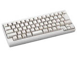 PD-KB220W/U 有線キーボード Happy Hacking Keyboard Lite 2 日本語配列/かな無刻印 [USB接続・USBハブ搭載・白]