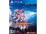 侍道外伝 KATANAKAMI 【PS4ゲームソフト】