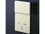 【在庫限り】 リモコン取り付けプレート TCA37-1#SC1 (パステルアイボリー)