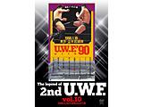 The Legend of 2nd U.W.F.10 1990.1.16武道館&2.9大阪 DVD