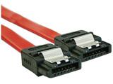 SATA3.0ケーブル ストレート-ストレート 30cm 1年保証 OWL-SATA-SS3RD レッド