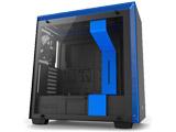 PCケース H700B-BBL CA-H700B-BL ブルー