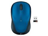 M235rBL 光学式ワイヤレスマウス(Unifying対応/3ボタン/ブルー) [無線マウス]