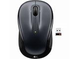 Logicool Wireless Mouse M325t(ワイヤレスマウス/光学式/5ボタン/ダークシルバー) M325tDS [無線マウス]