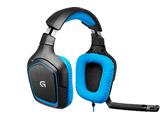 G430 Surround Sound Gaming Headset(ゲーミングヘッドセット/7.1ch/ブラック・ブルー)