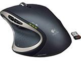 【在庫限り】【復刻版】 M950t Logicool Performance Mouse ワイヤレスレーザーマウス[2.4GHz・USB/9ボタン・ブラック]
