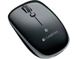 M557GR Logicool Bluetooth Mouse(Bluetoothマウス/光学式/6ボタン/グレー) [無線マウス]