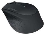 M280BK マウス Wireless Mouse ブラック  [光学式 /3ボタン /USB /無線(ワイヤレス)]