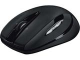 ワイヤレスマウス[光学式・2.4GHz USB・Win] M546 (7ボタン・ダークナイト) M546BD [無線マウス]