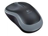 M186SG Logicool Wireless Mouse(ワイヤレスマウス/光学式/2.4GHz/3ボタン/スイフトグレー) 【Windows10動作対応】[無線マウス]