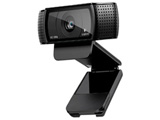 WEBカメラ[USB・300万画素]Logicool HD Pro Webcam C920r