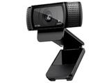 WEBカメラ[USB・300万画素]Logicool HD Pro Webcam C920r