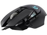 【在庫限り】 G502 RGB Proteus Spectrum 有線マウス(光学式/USB/12ボタン/ブラック) 【ゲーミングマウス】