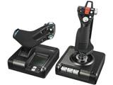 GX52 PROFESSIONAL HOTAS GX52P スロットル&スティック式シミュレーションコントローラ