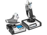X52 HOTAS GX52 スロットル&スティック式シミュレーションコントローラ