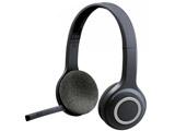H600R ヘッドセット ブラック [ワイヤレス(USB) /両耳 /ヘッドバンドタイプ]