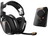 【在庫限り】 Logicool G Astro A40 TR Headset + MixAmp Pro TR A40TR-MAP