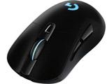 G703 HERO LIGHTSPEED ワイヤレスゲーミングマウス [USB(ワイヤレス)・Win/Mac](6ボタン・ブラック) G703h