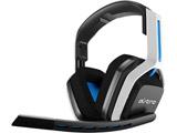 A20WL-PS ゲーミングヘッドセット ASTRO A20 ホワイト/ブルー [ワイヤレス(USB) /両耳 /ヘッドバンドタイプ]