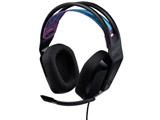 G335BK ゲーミングヘッドセット G335 ブラック [φ3.5mmミニプラグ /両耳 /ヘッドバンドタイプ]