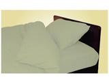 【まくらカバー】ディープブロード 標準サイズ(綿100%/45×90cm/グレー)【日本製】