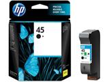 【純正インク】 51645AA003 HP 45 プリントカートリッジ (黒/ブラック)