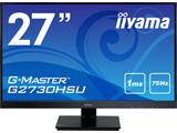 G-MASTER G2730HSU 27型ワイド ゲーミング液晶ディスプレイ[1920×1080/TN/DisplayPort・HDMI] FreeSyncテクノロジー G2730HSU-B1