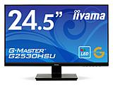 G-MASTER G2530HSU 24.5型ゲーミング液晶モニター[1920×1080/TN/DisplayPort・HDMI・VGA] 応答速度1ms(GtoG) G2530HSU-B1
