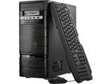 ゲーミングデスクトップPC G-Tune NM-P7081SG6ZD [Win10 Home・Ryzen 7・メモリ 8GB・GTX 1060]