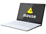 【CM記念モデル】 ノートPC mouse MB-B507E ホワイト [Win10 Home・Celeron・15.6インチ・メモリ 4GB・SSD 240GB]