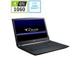 【台数限定】 ゲーミングノートPC G-Tune BCGNI787M16S5G1618 [Core i7・15.6インチ・メモリ 16GB・GTX 1060]