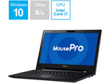 モバイルノートPC Mouse Pro BC-MB13P85M16S4-184 ブラック [Win10 Pro・Core i7・13.3インチ・SSD 480GB・メモリ 16GB]