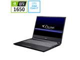 【2019年CM記念モデル】 ゲーミングノートPC G-Tune NG-N-i5350SA1 ブラック [Core i7・15.6インチ・SSD 256GB+HDD 1TB・メモリ 16GB・GTX 1650]