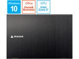 ノートPC mouse BC-MB1485UD11A-191 ブラック [Core i7・14.0インチ・SSD 512GB・メモリ 16GB]