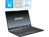 モバイルノートPC DAIV BC-DAIVN14MX25-192 [Core i7・14インチ・SSD 512GB・メモリ 16GB]