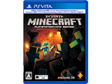 Minecraft (マインクラフト) : PlayStationVita Edition 【PS Vitaゲームソフト】