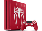 【09/07発売予定】 PlayStation4 Pro Marvel's Spider-Man Limited Edition [ゲーム機本体] [PS4Pro] [CUHJ10027]