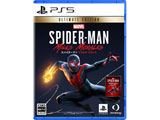 Marvel's Spider-Man: Miles Morales Ultimate Edition 【PS5ゲームソフト】