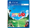 【06/07発売予定】 みんなのGOLF VR 【PS4ゲームソフト(VR専用)】
