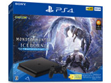 """PlayStation4 """"モンスターハンターワールド:アイスボーンマスターエディション"""" Starter Pack Black [ゲーム機本体] [CUHJ-10030]"""